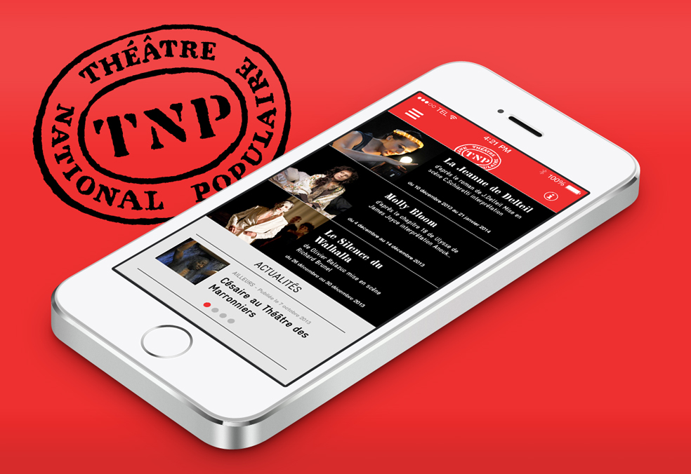 TNP - application