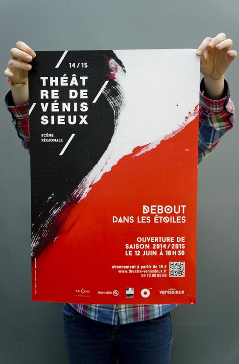 Théâtre de Vénissieux - Saison 2014-2015