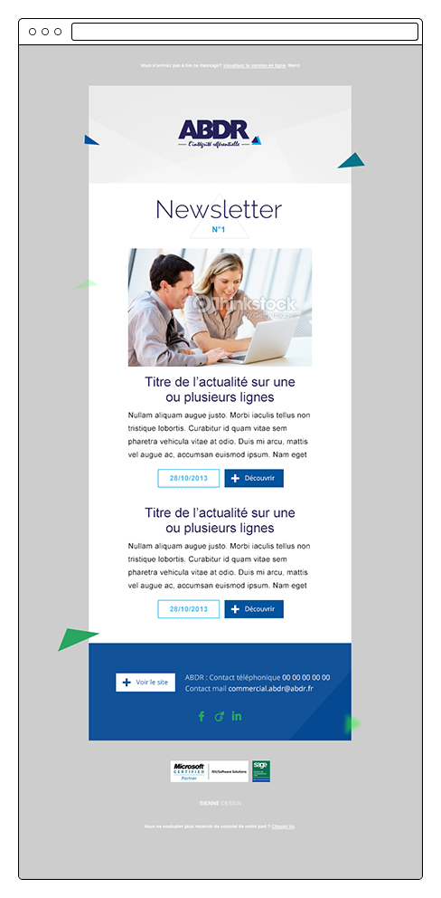 Solution CRM et Webmarketing