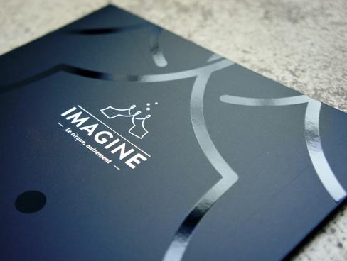 Cirque Imagine – Plaquette institutionnelle