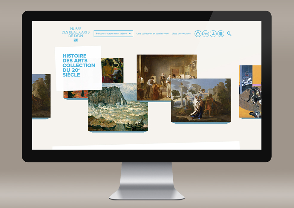 Collection du 20 ème siècle - le Site1