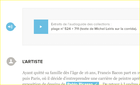 Collection du 20 ème siècle - le Site