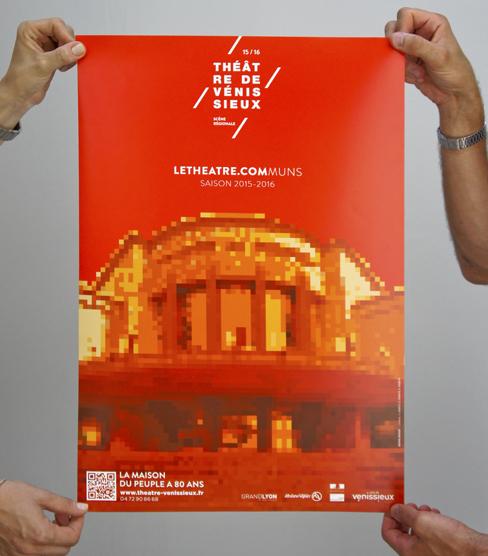 Théâtre de Vénissieux — Saison 15-16