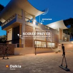 Dalkia – Soirée privée à la fondation Maeght