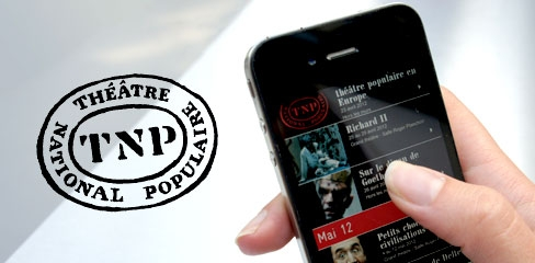 TNP – application iPhone