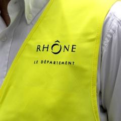 Conseil Général du Rhône – Objets promotionnels