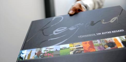 Ville de Vénissieux – Livre « Vénissieux, un autre regard »