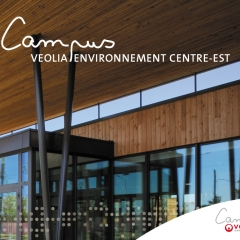 VEOLIA – Inauguration du Campus de Jonage