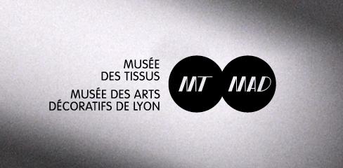MUSÉE DES TISSUS, MUSÉE DES ARTS DÉCORATIFS DE LYON – NOUVELLE IDENTITÉ
