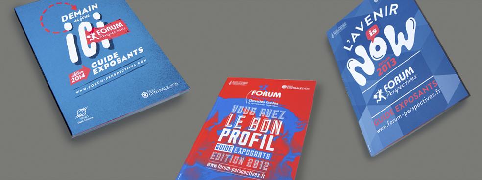 Forum Perspective - École des Mines de Saint-Étienne – École Centrale Lyon