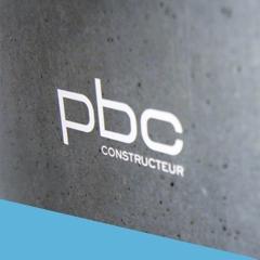 PBC – logo et plaquette