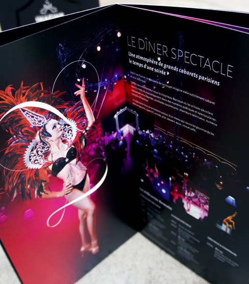 Cirque Imagine – Plaquette institutionnelle