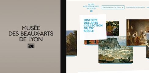 Musée des Beaux Arts de Lyon – Collection du 20ème siècle