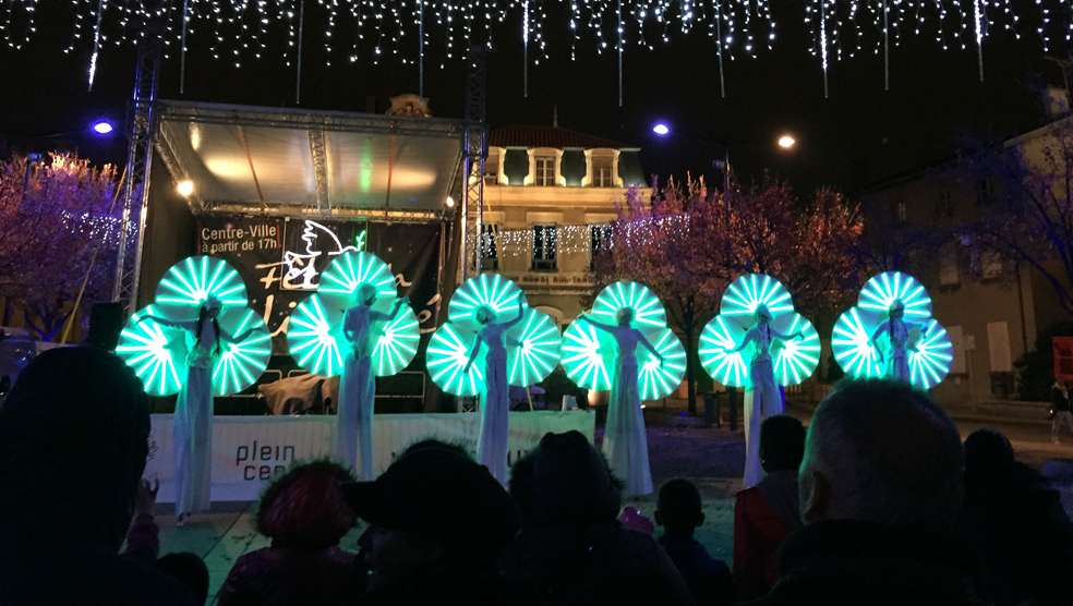 Ville de Vénissieux – 8 décembre – Fête de la Solidarité