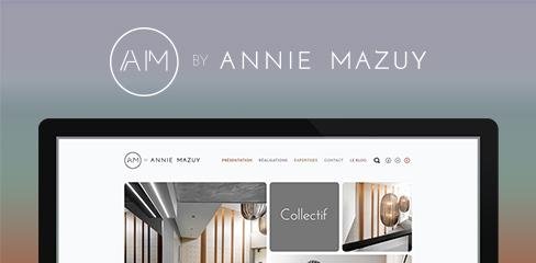 ANNIE MAZUY – le site