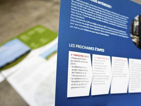 COMPAGNIE NATIONALE DU RHÔNE - Bulletins d'information
