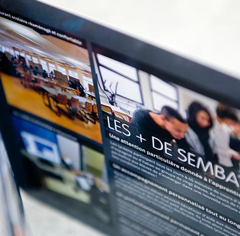 CITÉ SCOLAIRE SEMBAT SEGUIN - Outils de communication