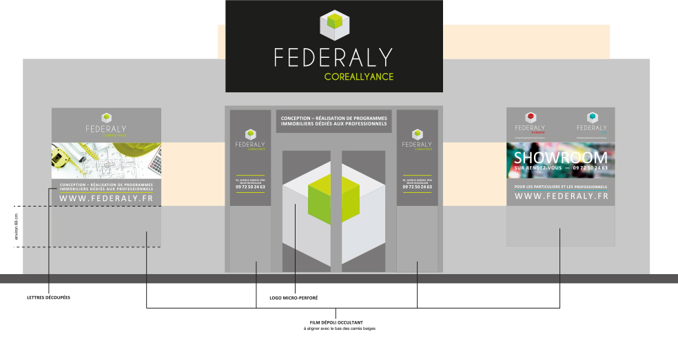 FEDERALY - Covering