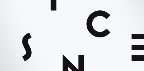 SINCE – Logo et charte graphique