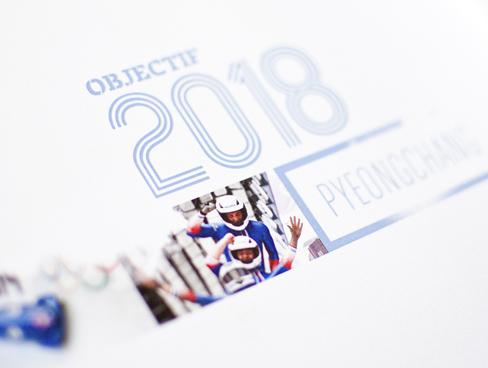 Fédération Française des Sports de glaces – Plaquette 2018